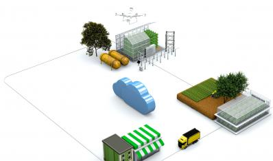 智慧农业领域分会理事会成员