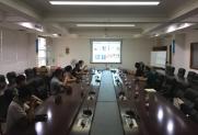 党旗领航——学会专家进企业之走进广西金欢智能公司